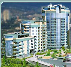 Элитные квартиры в новом жилом комплексе «Галерея», Алушта, Крым